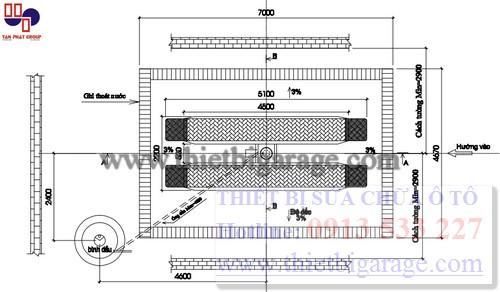 Chuyên cung cấp và tư vấn lắp đặt Cầu nâng 1 trụ rửa xe