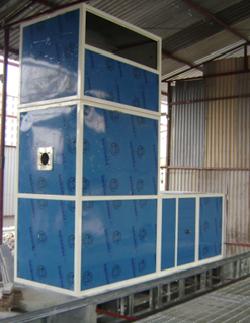 bộ cấp khí và nhiêt cho phòng sơn sấy ô tô