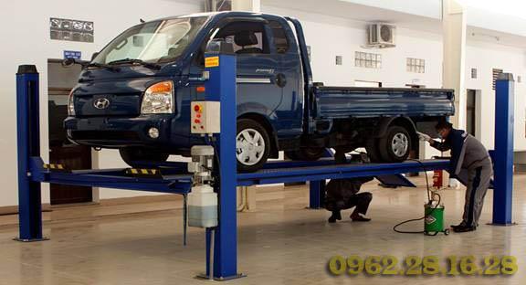 cầu nâng ô tô 4 trụ kiểm tra góc đặt bánh xe | cau nang 4 tru | cầu nâng ô tô | giàn nâng 4 trụ | giàn nâng cân chỉnh góc lái