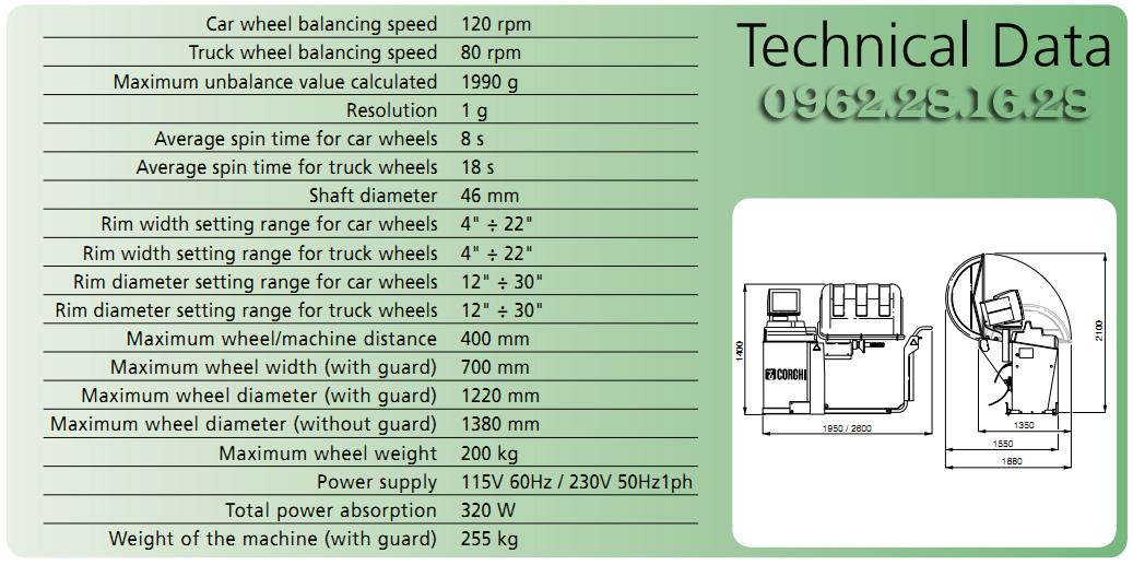 máy cân mâm xe tải | may can mam | máy cân mâm | máy cân bằng lốp