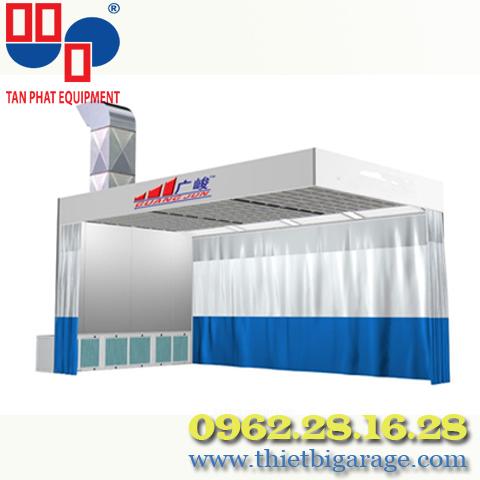 Cung cấp phòng sơn nhanh ô tô; Mr. Linh - 0962 28 16 28