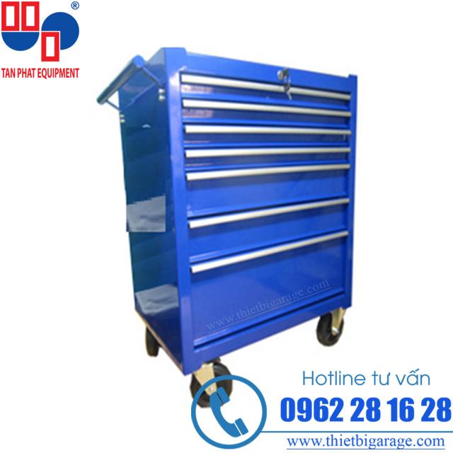 tủ đựng đồ nghề cơ khí 7 ngăn | tủ đựng dụng cụ 7 ngăn